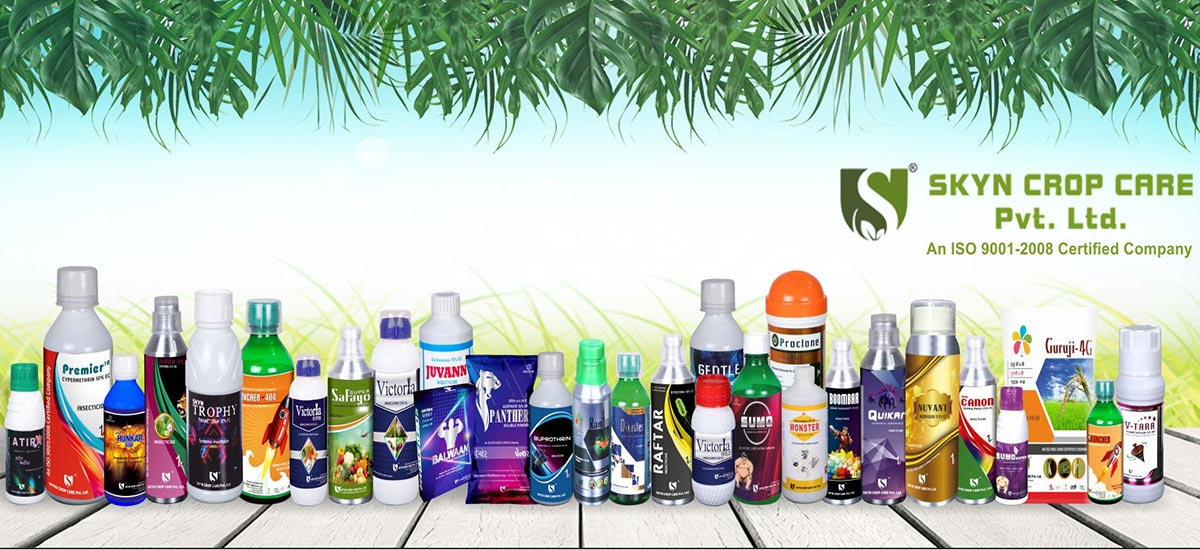 Insecticide manufacturer