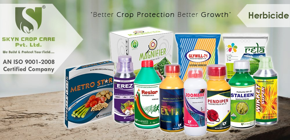 Herbicides a smarter way of getting rid of weeds in your crops