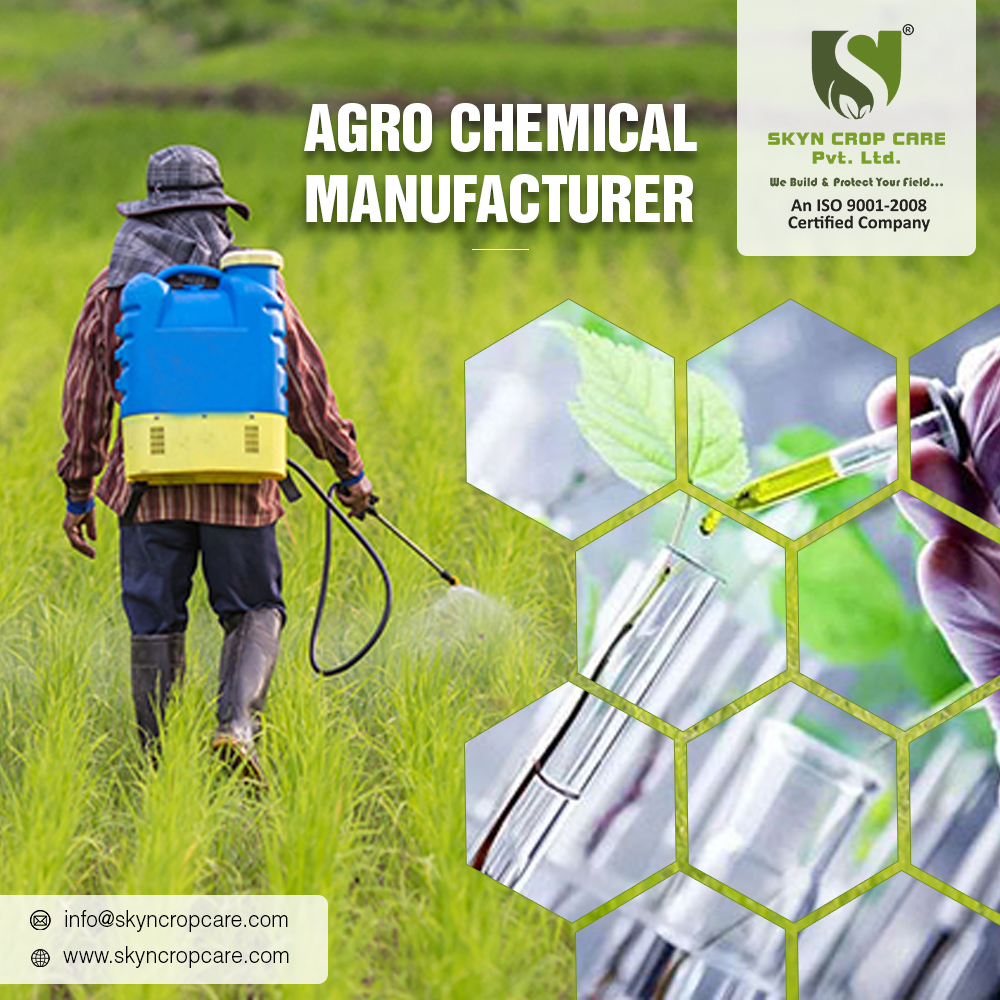 Agro Chemical Manufacturers