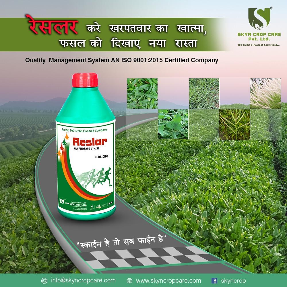 Reslar Glyphosate 41% SL