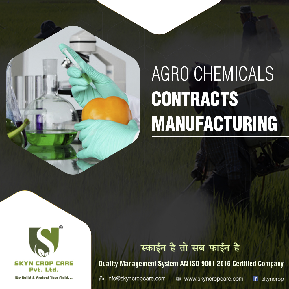 Agro Chemical Contracts Manufacturers
